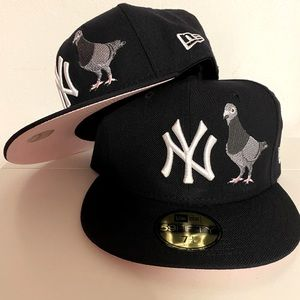 NY Yankee Fitted Hat